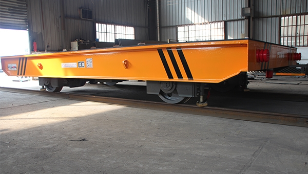 KPD Low Voltage Track Flat Car