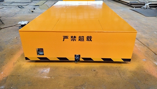 KPC cable drum track flat car